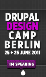 Drupal Design Camp Berlin